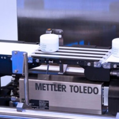 New FlashCell accurate and fast for check weighing pharma products Photo Mettler Toledo