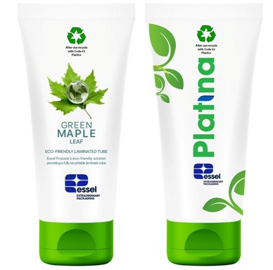 EPL's fully recyclable Platina tube