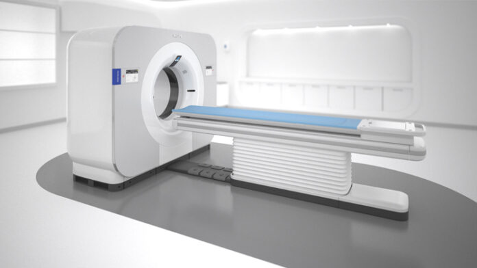 Philips new spectral CT scanner Image Philips