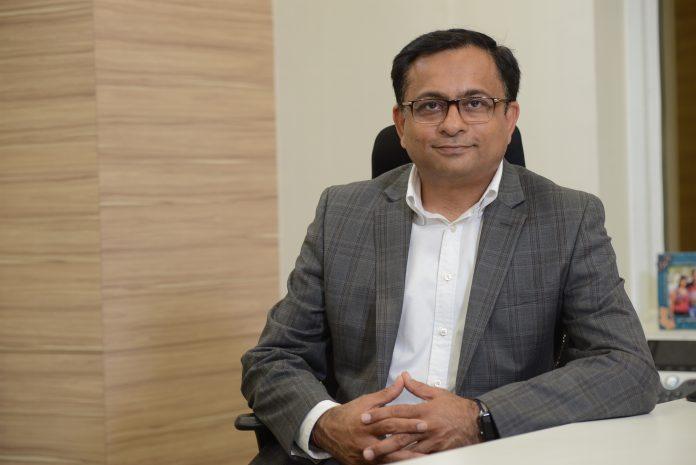 Hitesh Mehta, general manager, advanced materials, Honeywell India